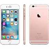 Apple iPhone 6S 16GB Rose Gold generalüberholt Lage A + + + Bescheinigung und Garantie 1Jahr.