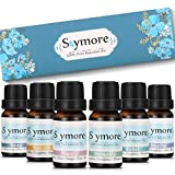 skymore Kit Oli Essenziali Top 6, regalo perfetto per la San Valentino, aromaterapia umidificatori Oils, 100% Puri & naturali ingredienti, therapeutic grado Essential Oils.