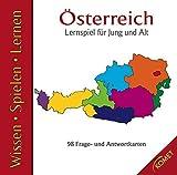 Österreich: Lernspiel für Jung und Alt
