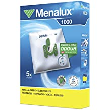 Menalux 1000 Duraflow - Bolsas para aspiradoras AEG, Vampyr CE (5 unidades)