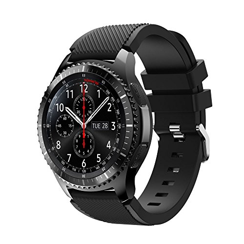 Watch Band per Samsung Gear S3 Frontier, Ihee