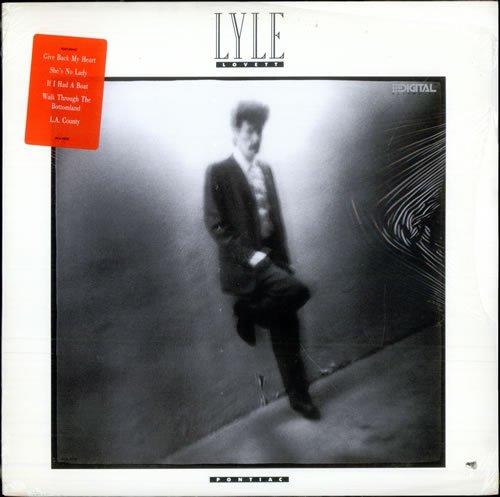 lyle lovett LP (Vinyl Lyle Lovett)