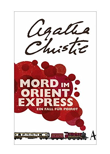 Buchcover Mord im Orientexpress: Ein Fall für Poirot