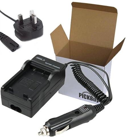 PicknBuy DMW-BCH7 Charger for Panasonic DMW-BCH7, DMW-BCH7E, DMW-BCH7GK, BCH7 Battery