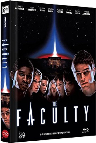 The Faculty - Mediabook  (+ DVD) [Blu-ray] [Limited Collector's Edition]