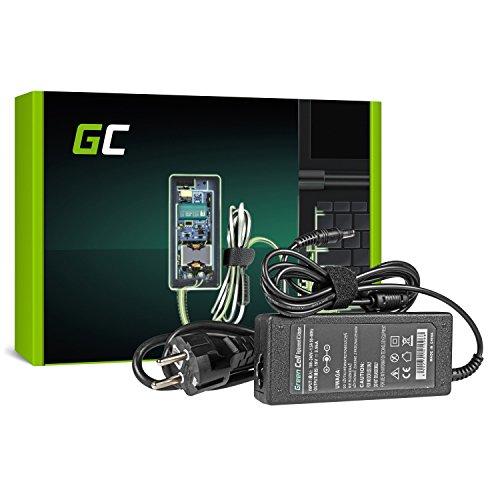 Toshiba-netzteil (Green Cell Netzteil für Toshiba Satellite C55 C670 C855D C870 C875 L450 L655D L755D L770 L875D U300 U400 U500 Laptop Ladegerät inkl. Stromkabel)