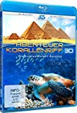 Abenteuer Korallenriff - Die Unterwasserwelt Ägyptens (inkl - 2D Version) [3D Blu-ray] -