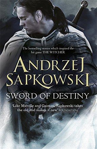 Sword of Destiny by Andrzej Sapkowski (2016-03-10)
