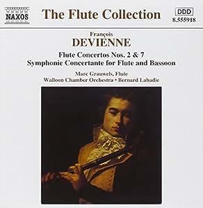 Flute Concertos Nos. 2 and 7 (Grauwels)