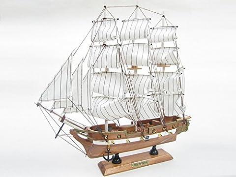 USS Constitution Starter Boat Kit: Build Your Own Wooden Model Ship