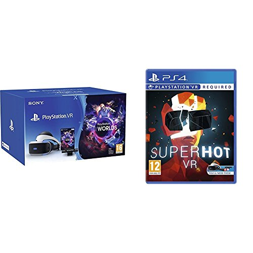 Sony PlayStation VR Starter Pack + Superhot (PSVR)