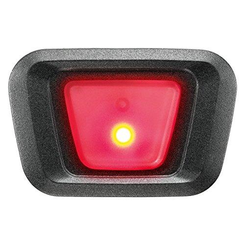Uvex Plug-in LED XB048 Finale Visor Fahrradhelm Beleuchtung red-Black Uni