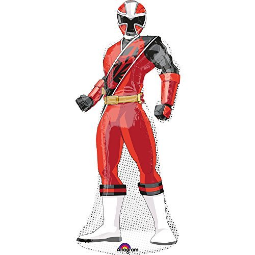 (Amscan International 3440801 Power Rangers Folienballon)