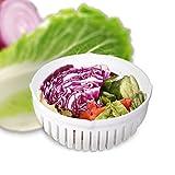 Neue Salat Spiralschneider-Schüssel, Frucht Gemüse Spiralschneider-Schüssel–Schluss mit nur 60Sekunden