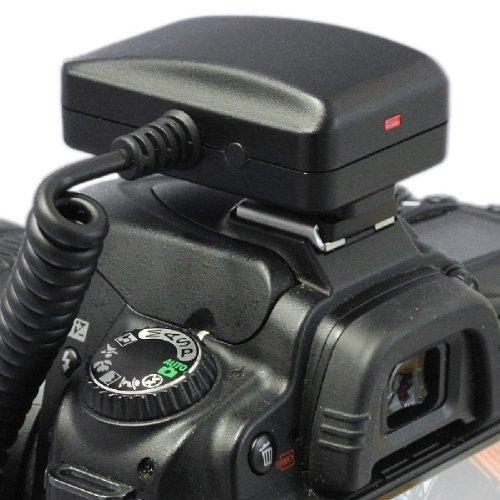 Solmeta Geotagger N3 mit Kabel C GPS Empfänger für Nikon D600, D3100, D3200, Nikon D5000, Nikon D5100, D5200 und Nikon D7000, D7100
