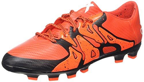 adidas X 15.3 Hg Herren Fußballschuhe Orange (Bold Orange/Ftwr White/Solar Orange)