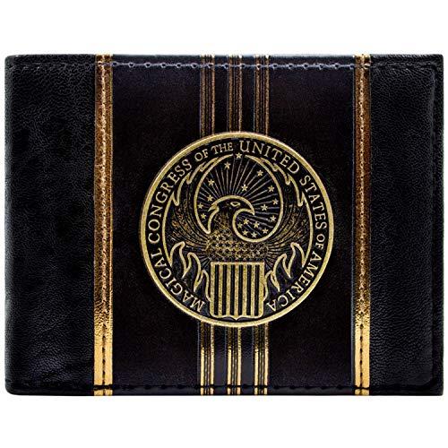 Fantastic Beasts Und wo sie zu finden sind Gold Portemonnaie ()