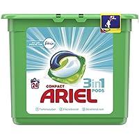 Ariel Pods 3 en 1 Lessive, Pack de 1 (1 x 24 Lavages)