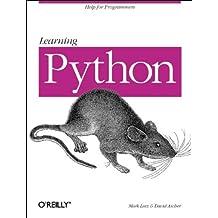 Learning Python  (en anglais)