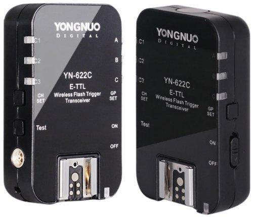 Yongnuo YN-622C Wireless TTL Flash Trigger