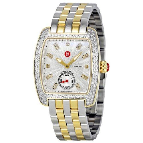 Michele Urban Mini reloj de pulsera para mujer mww02a000558