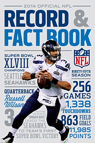NFL Record and Fact Book (Official National Football League Record and Fact Book)