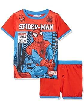 Spiderman Marvel Comics, Conjuntos de Pijama para Niños