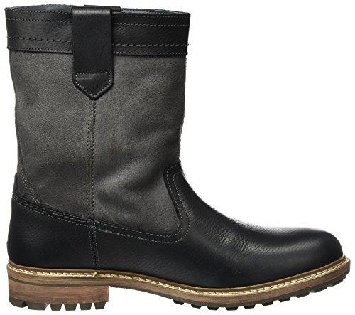 Gaastra Herren Cabin High fur M Klassische Stiefel Schwarz (Black)