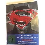 Batman v Superman: Dawn of Justice Steelbook – Ultimate Edition