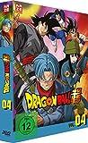 Dragonball Super - 4. Arc: Trunks aus der Zukunft - Episoden 47-61 (3 DVDs)