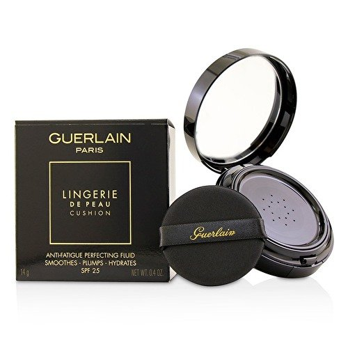 Guerlain Lingerie De Peau Cushion SPF 25 - # 03N Natural 14g/0.4oz