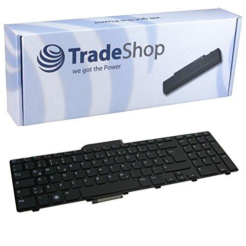 Orig. Laptop-Tastatur / Notebook Keyboard Ersatz Austausch Deutsch QWERTZ für Dell Inspiron 0Y6DVH 454rx CN-0P0YYH 15R 17R-5720 17R-SE-7720 17R-N7110 Vostro 3750 XPS L702X L701X DE120-GR N5110