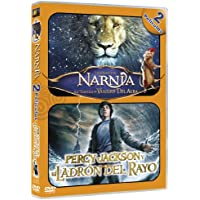 Las Cronicas De Narnia 3/ Percy Jackson - Duo