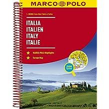 MARCO POLO Reiseatlas Italien 1:300 000 (MARCO POLO Reiseatlanten)