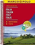 MARCO POLO Reiseatlas Italien 1:300 000 (MARCO POLO Reiseatlanten) - Marco Polo