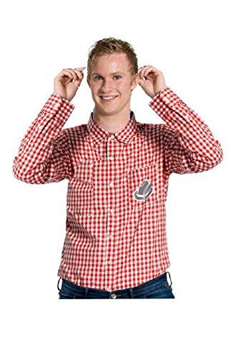 Folat Oktoberfest Camiseta Color Rojo M/L