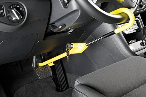 Preisvergleich Produktbild Kleinmetall Carlok Auto Diebstahlsicherung Lenkradkralle Absperrstange
