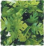 Zoo Med BU-31 Amazonia Phyllo Kunststoffpflanze, large, Versteck- und Klettermöglichkeit im Terrarium