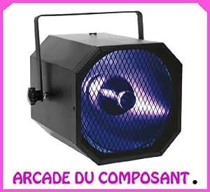 PROJECTEUR LUMIERE NOIRE AVEC LAMPE 400W BLACKLIGHT PRO