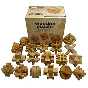 how to make wooden puzzles for adults