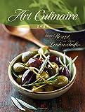 Art Culinaire 2020, Wandkalender mit Zitaten im Hochformat (50x66 cm) - Lifestyle-Kalender für Küche und kulinarische Gourmets mit Monatskalendarium - Ackermann Kunstverlag