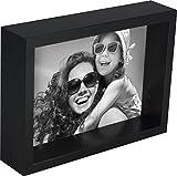 13 x 18 cm Box Cadre Photo, Noir