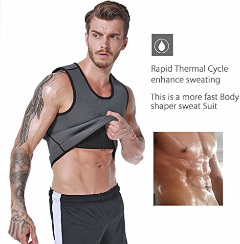Neoprene Slimming Vest – Sauna Suits