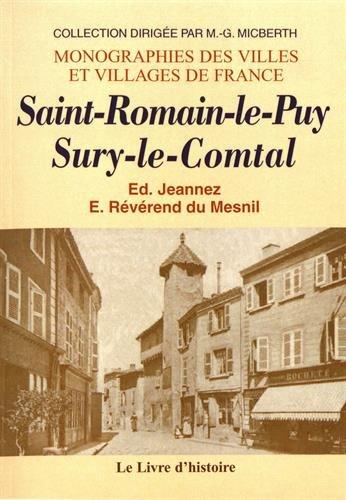 Saint-Romain-le-Puy et Sury-le-Comtal