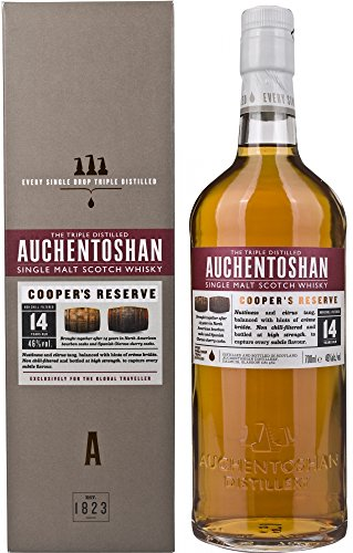 Auchentoshan - Coopers Reserve 14 year old