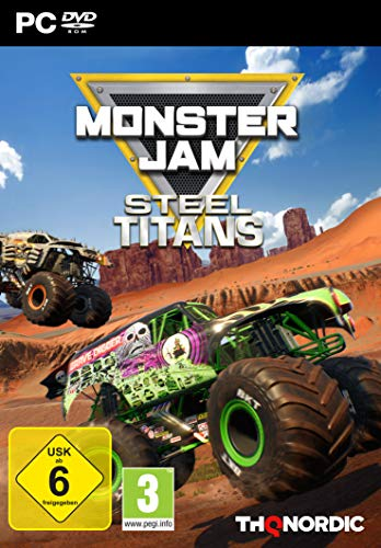 Monster Jam Steel Titans [PC]
