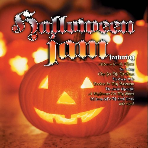 Halloween Jam by VARIOUS ARTISTS (2003-07-01)