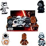 Star Wars - Peluche Yoda, El Despertar de la Fuerza, 17 cm (Famosa 760013300)