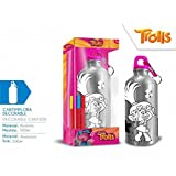 Disney - Trolle Trinkflasche coloreable, tr17101