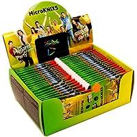 40er Display Mini-Knicklichter KNIXS inkl. Verbinder | 40 x 2 Stück, ideal als Bissanzeiger, seit 10 Jahren in Profiqualität, deutsche Testnote: 1,6